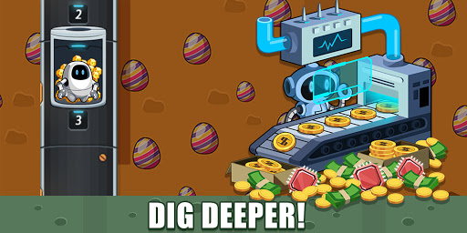 Idle Space Miner - Idle Cash Mine Simulator 2.6.1 screenshots 6