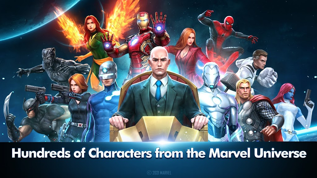 MARVEL Future Fight poster 0