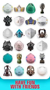 Face mask - medical & surgical mask photo editor 1.0.22 Screenshots 6