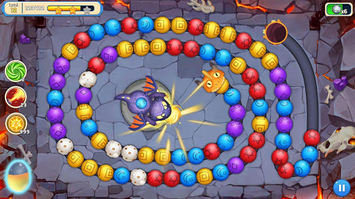 Jungle Marble Blast 3 1.0.9 screenshots 5