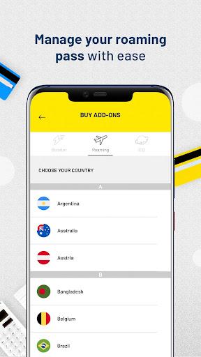 MyDigi Mobile App 12.0.0 Screenshots 21