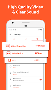 Descargar AZ Screen Recorder APK {Último Android y IOS} 3