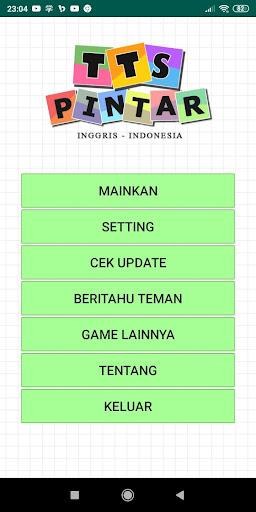 TTS Pintar Bahasa Inggris Indonesia - TTS Offline 1.14 screenshots 3