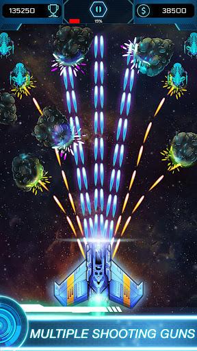 Galaxy Attack Space Shooter: Spaceship Games 1.4 screenshots 12