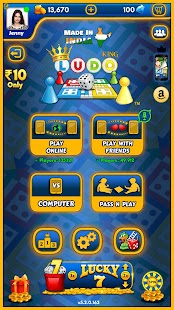Ludo King™ - Parchisi Dice Board Game Screenshot