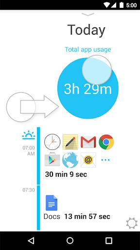 qualitytime - my digital diet screenshot 2