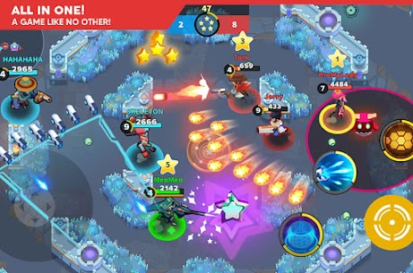 Heroes Strike – Brawl Shooting Multiple Game Modes 1