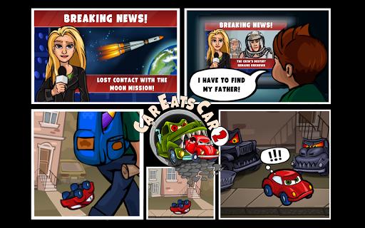 Car Eats Car 2 - Racing Game apktram screenshots 15
