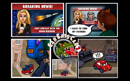 Car Eats Car 2 - Racing Game 2.0 Screenshots 9