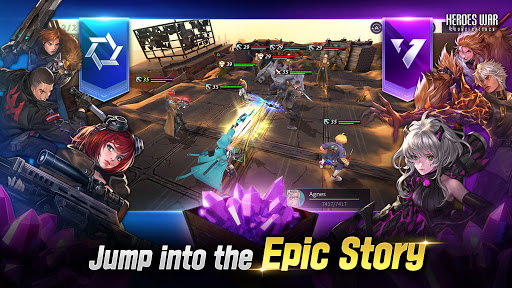 Heroes War: Counterattack 1.8.0 screenshots 23