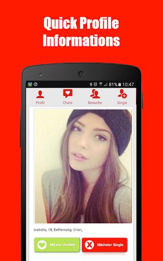 Free Dating App & Flirt Chat - Match with Singles 1.1413 Screenshots 1