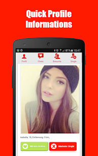 Free Dating App & Flirt Chat - Match with Singles Screenshot
