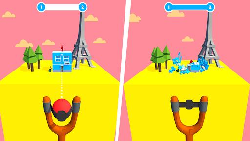 Slingshot Smash: Shooting Range  screenshots 23