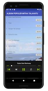 ALBUM POPULER MITHA TALAHATU 2.0 APK + Mod (Unlimited money) إلى عن على ذكري المظهر