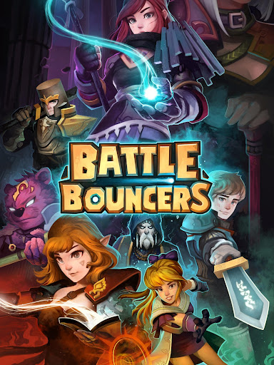 Battle Bouncers - RPG Puzzle Bomber & Crusher 1.13.0 screenshots 15
