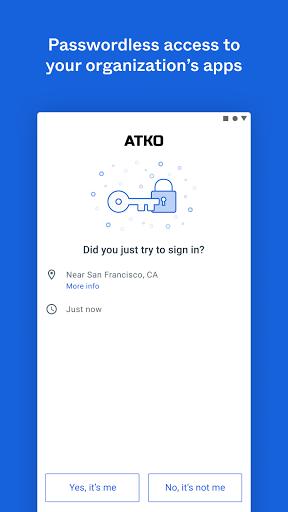 Okta Verify 6.1.1 Screenshots 6