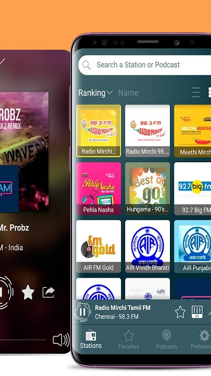 FM Radio India - all India radio stations  poster 1