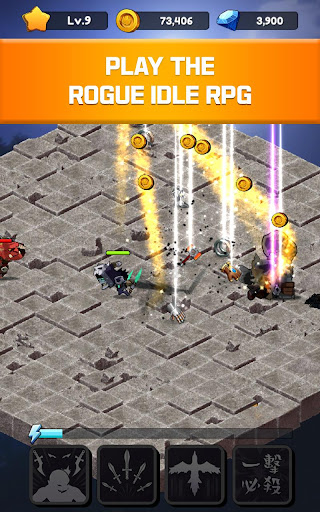 Rogue Idle RPG: Epic Dungeon Battle 1.3.3 screenshots 13