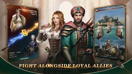 Game of Sultans MOD (Unlimited Diamonds/VIP) 5