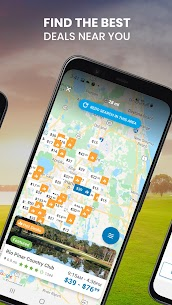 GolfNow  Tee Time Deals at Golf Courses Apk Download 2