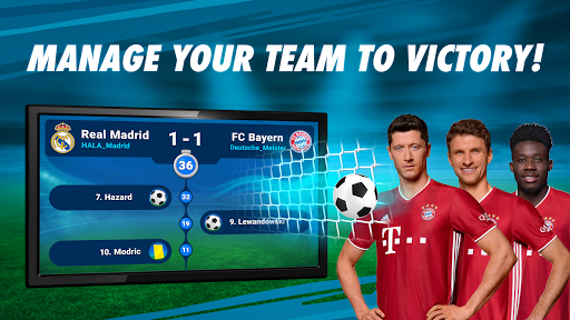 Online Soccer Manager (OSM) - 20/21 screenshots 4