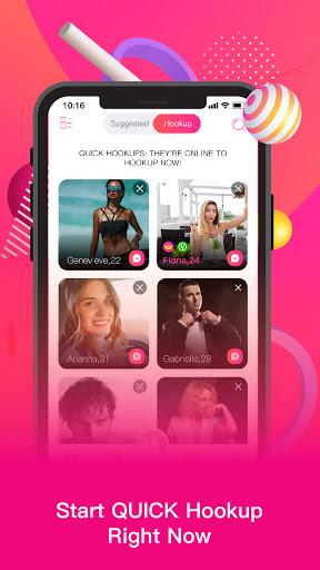 Hookups - Hookup Dating for Singles Date Hook Up  Screenshots 3