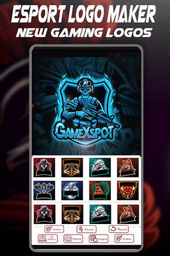 Logo Esport Maker | Create Gaming Logo Maker 1.4 Screenshots 6