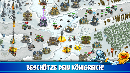 Kingdom Rush - Tower Defense Capture d'écran