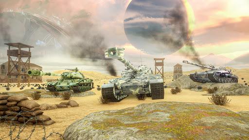 Battle of Tank games: Offline War Machines Games screenshots 21