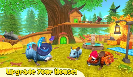 Mouse Simulator - Wild Life Sim APK MOD – Pièces de Monnaie Illimitées (Astuce) screenshots hack proof 2