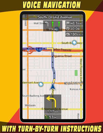 GPS Navigator with Offline Maps 2.6 Screenshots 19