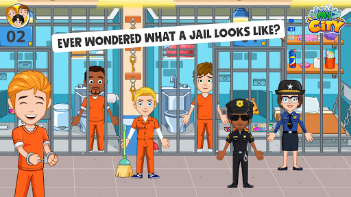 My City : Jail House  screenshots 3