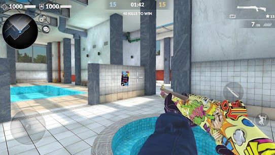 Critical Strike CS: Counter Terrorist Online FPS Mod (Money/Equipment) 6