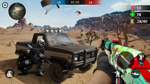 Special Ops 2020: Encounter Shooting Games 3D- FPS android2mod screenshots 5