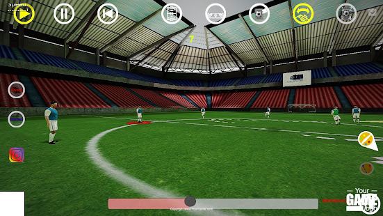 Download Football 3D Viewer For PC Windows and Mac apk screenshot 5