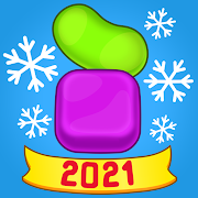Jelly Jam: 2 Block Match Puzzle Star Retreat 2020