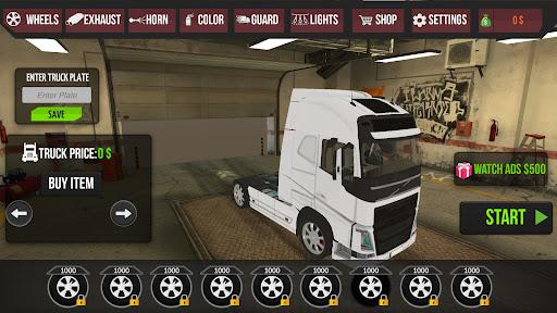 Realistic Truck Simulator: International  screenshots 2