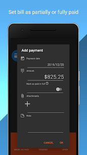 Easy Bills Reminder For Pc – Free Download For Windows 7, 8, 8.1, 10 And Mac 5