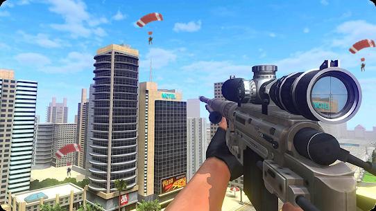 Sniper Mission 3D Mod Apk: New Assassin Games (God Mode) 5