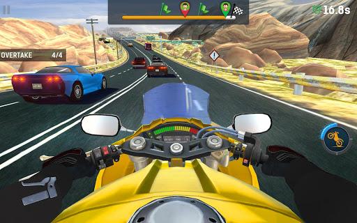 Bike Rider Mobile: Racing Duels & Highway Traffic apktram screenshots 21