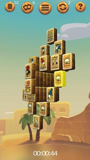 Doubleside Mahjong Cleopatra 2.9 screenshots 3