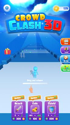 Crowd Clash 3Dのおすすめ画像2
