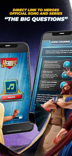 Heroes: The Bible Trivia Game  screenshots 7