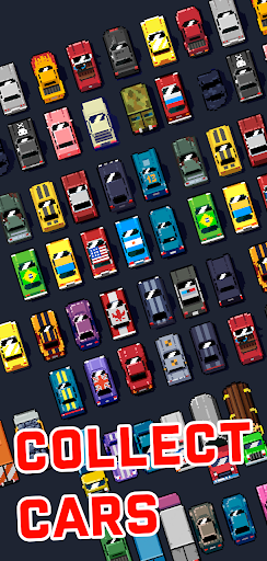 8Bit Highway: Retro Arcade Endless Racing  screenshots 4