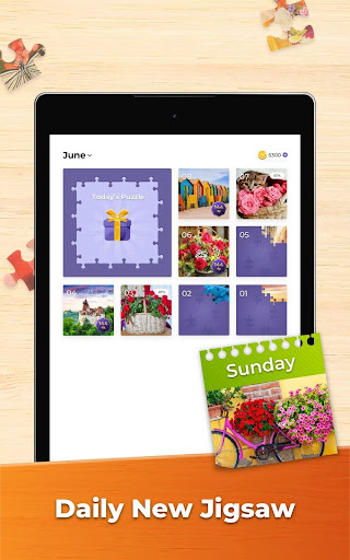 Jigsaw Puzzles - HD Puzzle Games 2.9.1-20111281 screenshots 13