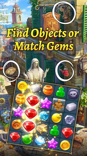 The Hidden Treasures: Find Hidden Objectsu30fbMatch 3 1.17.1400 screenshots 3