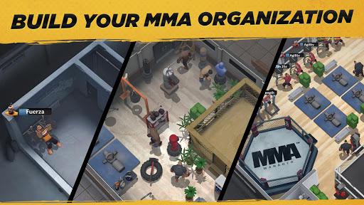 MMA Manager 2021  screenshots 1