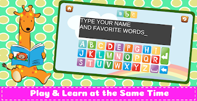 ABC Alphabet Game | Learning Letters for Kids