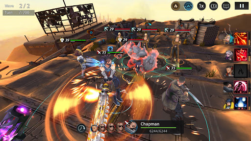 Heroes War: Counterattack 1.8.0 screenshots 16
