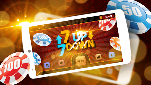 7 Up & 7 Down Poker Game 1.4 screenshots 1